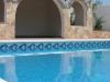 Glasmosaikker til swimmingpools