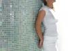 Glasmosaikker Aquaris Lotto